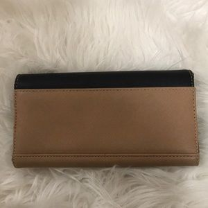 Guess Bags - Black and brown Guess wallet